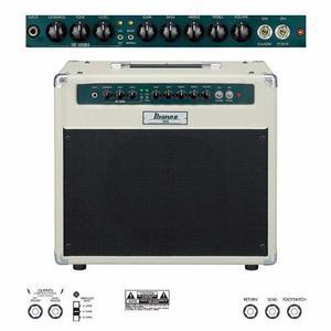 Amplificador De Guitarra Ibanez Tsa30 Combo