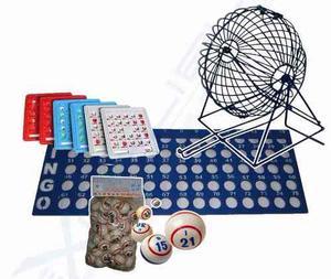 Bingo Familiar O Para Negocio + 30 Tablas + Envío