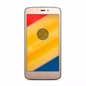 Celular Motorola Moto C Plus Dorado - Xt