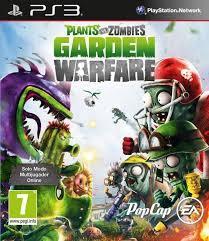 Juego plantas vs Zombies ps3
