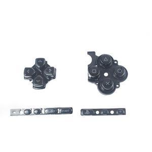 Kit Botones Sony Psp  - Negro