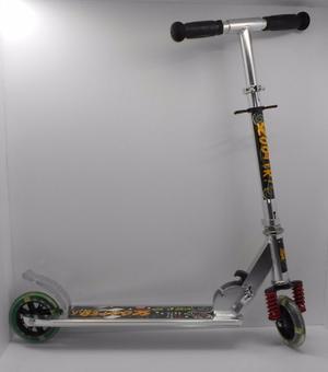 Patineta Scooter Grandepegable En Aluminio 2 Llantas