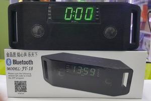 Speaker Parlante Bluetooth Reloj. Recargable Radio Fm