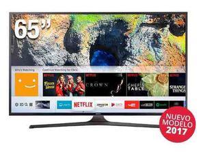 Tv Samsung 65 Pulgadas 4k Ultra Hd mu Mu