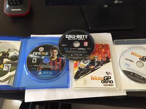 Vídeo juegos para PS3 y PS4