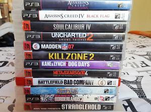 Video Juegos PS3 Originales