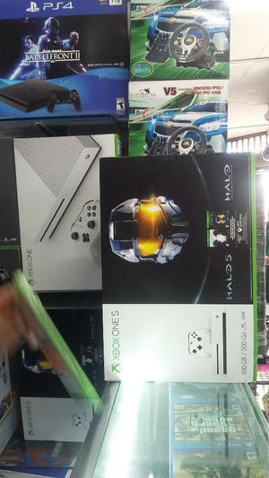 Xbox One Edicion Halo 5