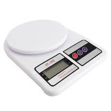 Balanza Gramera Bascula Pesa Digital 7 kilos