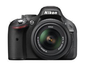Camara Nikon D Mp Cmos Digital Slr With mm