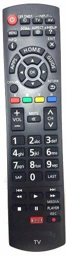 Control Remoto Tv Panasonic Smart Generico
