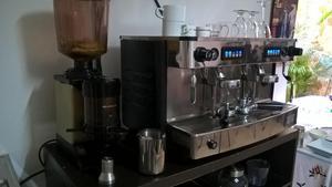 Maquina Café express