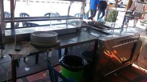 Vendo Enseres para Restaurant Y C Rapida
