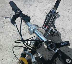Venta de Bicicleta Todoterreno en Aluminio muy buen estado