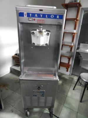 vendo maquinas de helado taylor y stoelting usadas.
