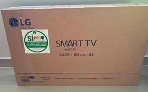 NUEVO SIN ESTRENAR TELEVISOR DE 32'' SMART TV