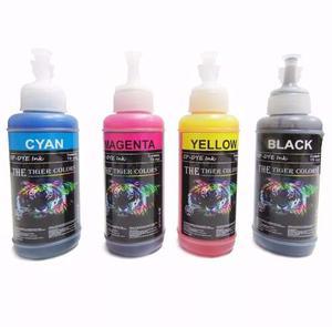 Promocion Pague 4 Lleve 5 Tintas Epson Dye 70ml