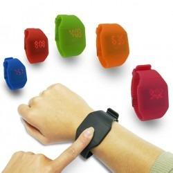 Reloj Led Touch Digital Unisex