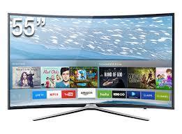 Televisor nuevo Samsung 55k Pulgadas Curvo Smart Tv