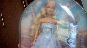 Barbie Lago de los Cisnes edición limitada, muñeca