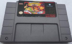 Battletoads Battlemaniacs Snes Super Nintendo Generico