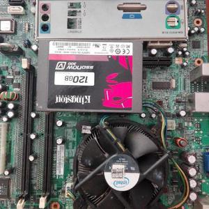COMBOS DDR2 CON DISCO SOLIDO 120GB LISTO PARA USAR, 3 MESES