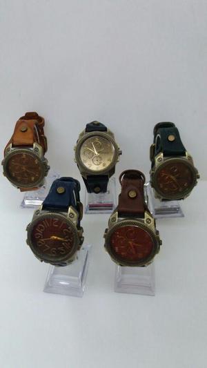 f5f8f51fc695 Cuero sintetico manilla reloj mujer ¡¡¡¡¡ hermosos
