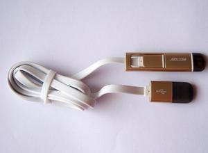 Cable Usb 2.0 2 En 1 Para Todo Tipo De Móviles. Para Cargar