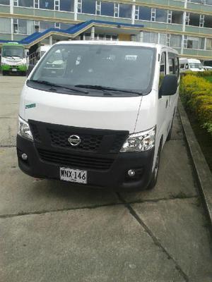 Camioneta Escolar Nissan 2015 - Bogotá