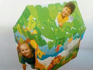 Casita de Juegos para Niños