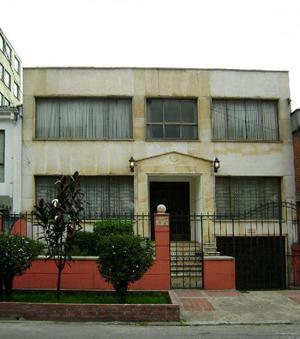 Cod. ABMIL2249 Casa En Arriendo En Bogota San Luis - Bogotá
