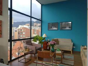 Cod. ABMIL3013 Apartamento En Arriendo En Bogota Chapinero -