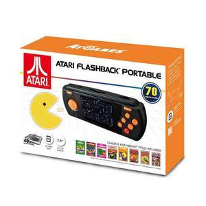 Consola Portable Atari Flashback® Pantalla Lcd Recargable