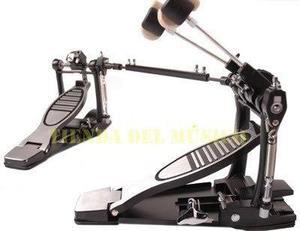 Doble Pedal Boss P6a Bombo De Bateria Percusion Doble Cadena