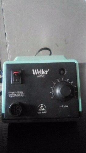 Estación De Calor Weller Modelo Wes51