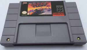 F-zero Snes Super Nintendo Consolas Juegos Generico Aaa