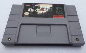Final Fantasy Vi Snes Super Nintendo Generico Aaa