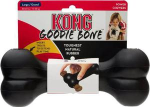 Juguete Perros Kong Extreme Goodie Bone Hueso Talla L Large