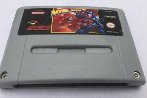 Megaman 7 Snes Super Nintendo Consola Juego Generico