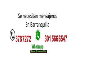Mensajeros - Barranquilla