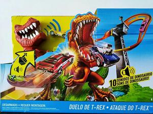 Pista Dragón O Dinosaurio Original