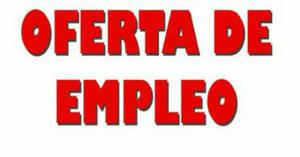 Se Necesita Trabajador para Lámina - Popayán