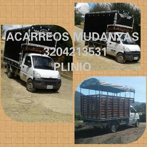 Servicio Acarreos Mudanzas 3204213531 - Tunja