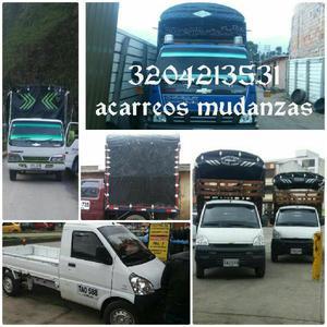Servicio Acarreos Y Mudanzas 3204213531 - Tunja
