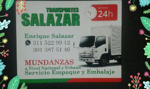 Servicio de Mudanzas - Bogotá