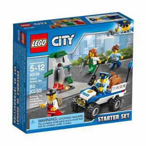 Set De Introducción: Policía Lego -