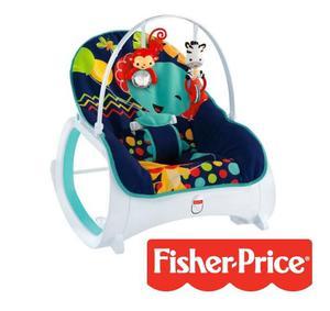Silla Mecedora Fisher price Rocker Midnight Rainforest