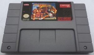 Street Fighter Turbo Snes Super Nintendo Consolas Generico