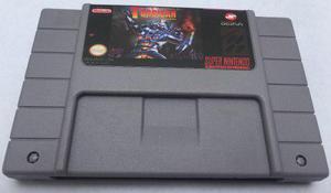 Super Turrican Snes Super Nintendo Consolas Generico
