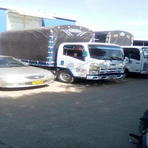 Trasteos Acarreos Mudanzas en Bucaramang - Bucaramanga