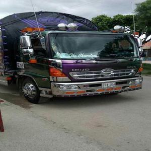 Vendo Camion Hino Gh Modelo 2014 - Manizales
